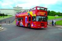 Belfast City Hop-on Hop-off Tour