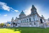 Belfast Day Tour Including Titanic Experience from Dublin