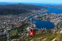 Bergen Shore Excursion: Bergen Hop-On Hop-Off Tour
