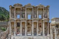 Best of Ephesus Tour From Kusadasi: Temple of Artemis, St John Basilica, Isa Bey Mosque