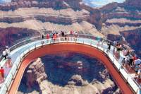 Best of the West Rim: Grand Canyon Air Tour with Helicopter, Boat Ride and Optional Skywalk Admission