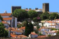 Óbidos Interactive Self-Guided Tour from Lisbon