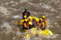 Bighorn Half-Day Whitewater Rafting Family Adventure