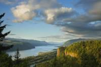 Bike and Hike: Columbia River Gorge Adventure from Portland