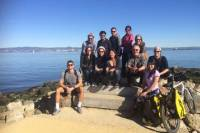 Bikes and Brews: SF Coffee and Beer Tour Including Lunch