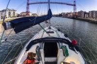 Bilbao Estuary Sailing Trip