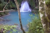 Blue Hole and River Gully Rainforest Adventure Tour from Falmouth