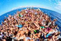 Boat Party Show in Ibiza