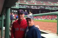 Boston Red Sox VIP Experience: Fenway Park Tour with a Red Sox Legend