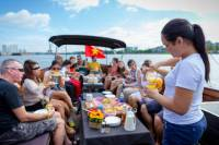 Breakfast Boat Tour to Chinatown in Ho Chi Minh City