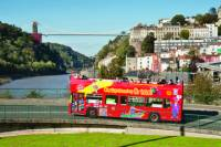 City Sightseeing Bristol Hop-On Hop-Off Tour
