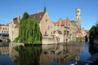 Bruges Express City Tour from Brussels