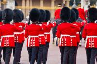 Buckingham Palace Tour Including Changing of the Guard Ceremony or Afternoon Tea