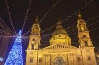 Budapest Christmas Markets Tour