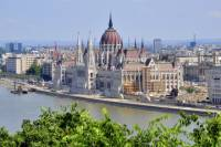 Budapest City Tour with Castle Hill Funicular and Boat Ride