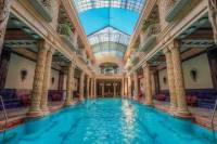 Budapest Gellert Spa Entrance with VIP Massage