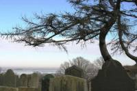 Burial Hill Ghost Tour by Candle-Lit Lantern in Plymouth