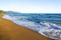 Private Shore Excursion: Corfu Beaches Paleokastritsa and Glyfada