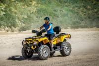 Cabo San Lucas Candelaria Beach ATV Adventure 4x4