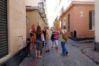 Cadiz Old Town Small-Group Walking Tour