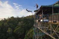 Cairns Bungy Jump and Minjin Swing