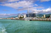 Cairns City Tour Including Aussie BBQ Breakfast and the Dome