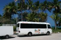 Cairns Shared Airport Arrival Transfer: Cairns CBD, Northern Beaches, Palm Cove and Port Douglas