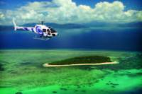 Cairns Shore Excursion: Green Island by Helicopter and Cruise