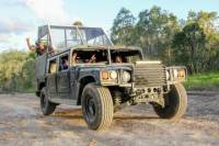 Cairns Small-Group Adventure Including Jet Boat Thrill Ride, Zipline and 4WD Experience