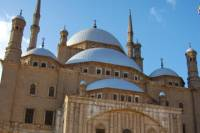 Cairo Day Tour Visiting Coptic Cairo: Abu Serga Church, Islamic Citadel and Mosques Lunch Included