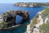 Caló d'es Moro Boat Ride and Nature Tour from Cala Figuera