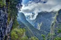 Caldeirão Verde Levadas Walk in Madeira