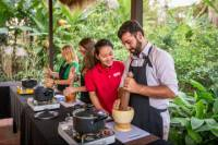 Cambodian Cooking Class in the Siem Reap Countryside