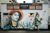 Camden Street Art Walking Tour in London