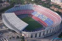 Camp Nou Private Tour Including Lunch in Barcelona