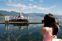 Canada Place and Vancouver Waterfront Photography Tour
