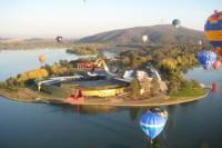 Canberra Hot Air Balloon Flight at Sunrise