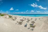 Cancun Bike Ride Including Playa Delfines and Maya Culture Museum
