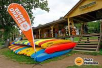 Canoe Trip for 3 hours on River Jizera From Malá Skála