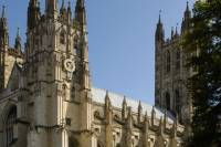 Canterbury and White Cliffs of Dover Including Dover Castle Day Trip from London