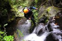 Canyoning Adventure with Transfer from Split