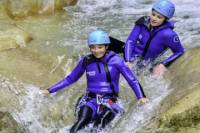 Canyoning Discovery in Verdon : Haut Jabron