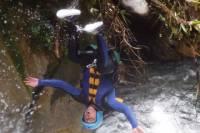 Canyoning in Baños - Casahurco Level IV