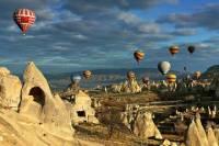 Cappadocia 3 Day Tour from Kemer