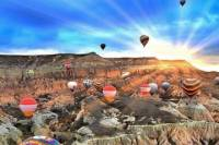 Cappadocia Balloon Tours with Breakfast and Champagne