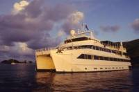 Caribbean Carnival Dinner Cruise from Cancun