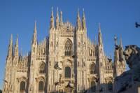 Castello Sforzesco, Milan Duomo and Bone Chapel Walking Tour
