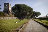 Catacombs and Roman Countryside Half-Day Walking Tour
