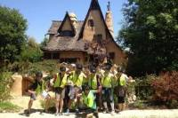 Celebrity Homes and Movie Sites Bike Tour in Los Angeles
