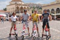 Central Athens Highlights Tour by TRIKKE™
